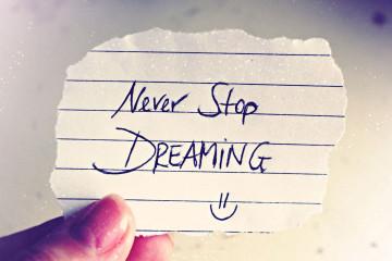 ota vastuu unelmista