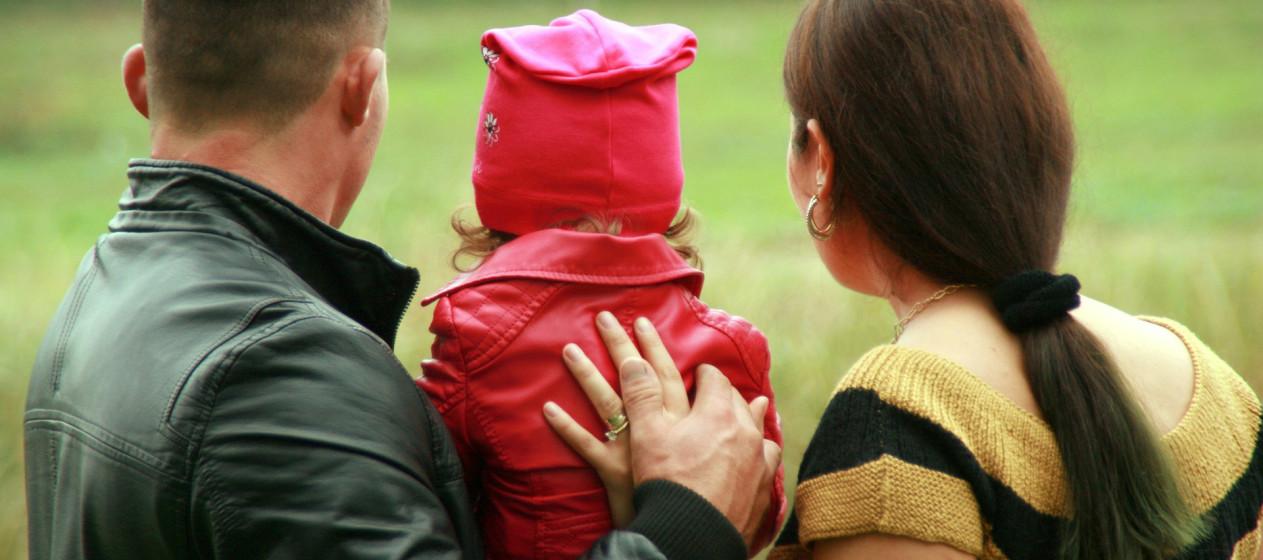 Avioero lapset asuminen